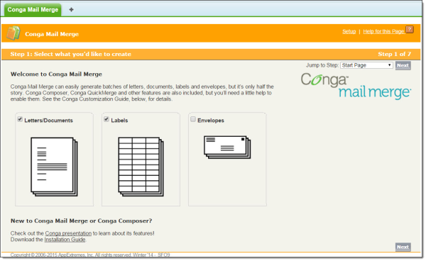 template troubleshooting tips for conga mail merge conga support
